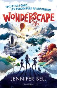 Book review Wonderscape by Jennifer Bell