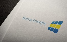 Borne Energie Logo