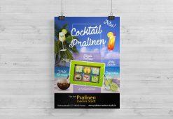 Poster Cocktail Pralines