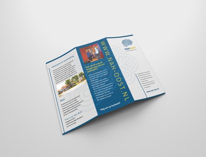 NAH-Oost Promotion Print Design