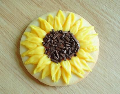 mini słonecznik