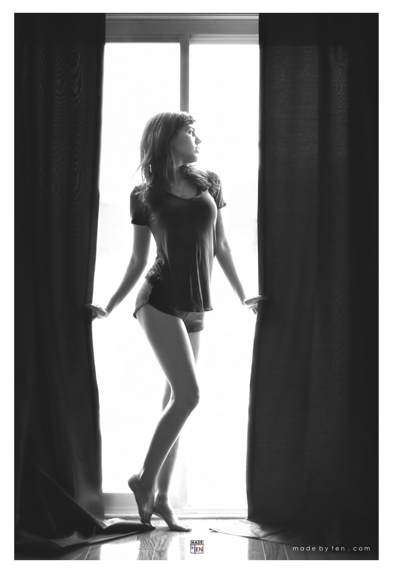 Modern Boudoir Photography  Made by Ten