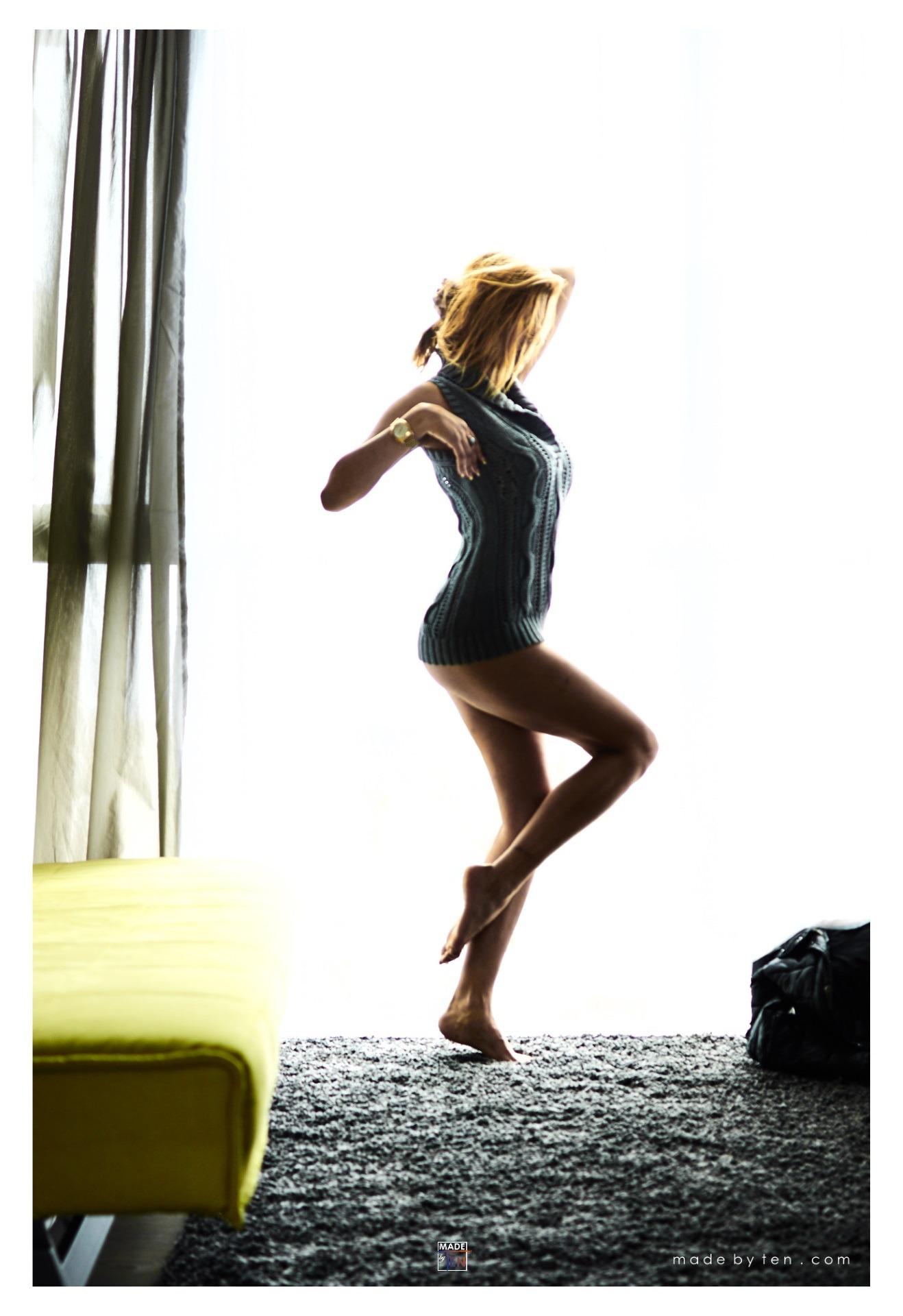 Modern Boudoir Photography  Made by Ten