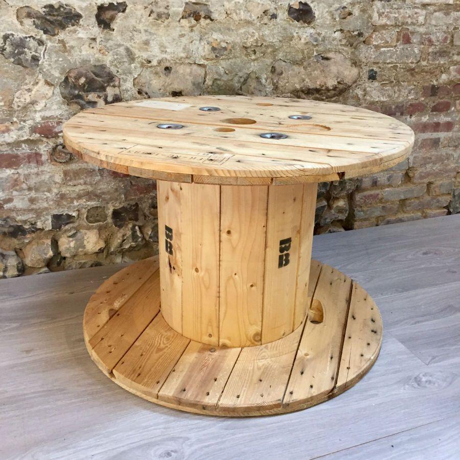 Touret Bois Salon De Jardin | Table De Salon Bois Table De Salon De ...