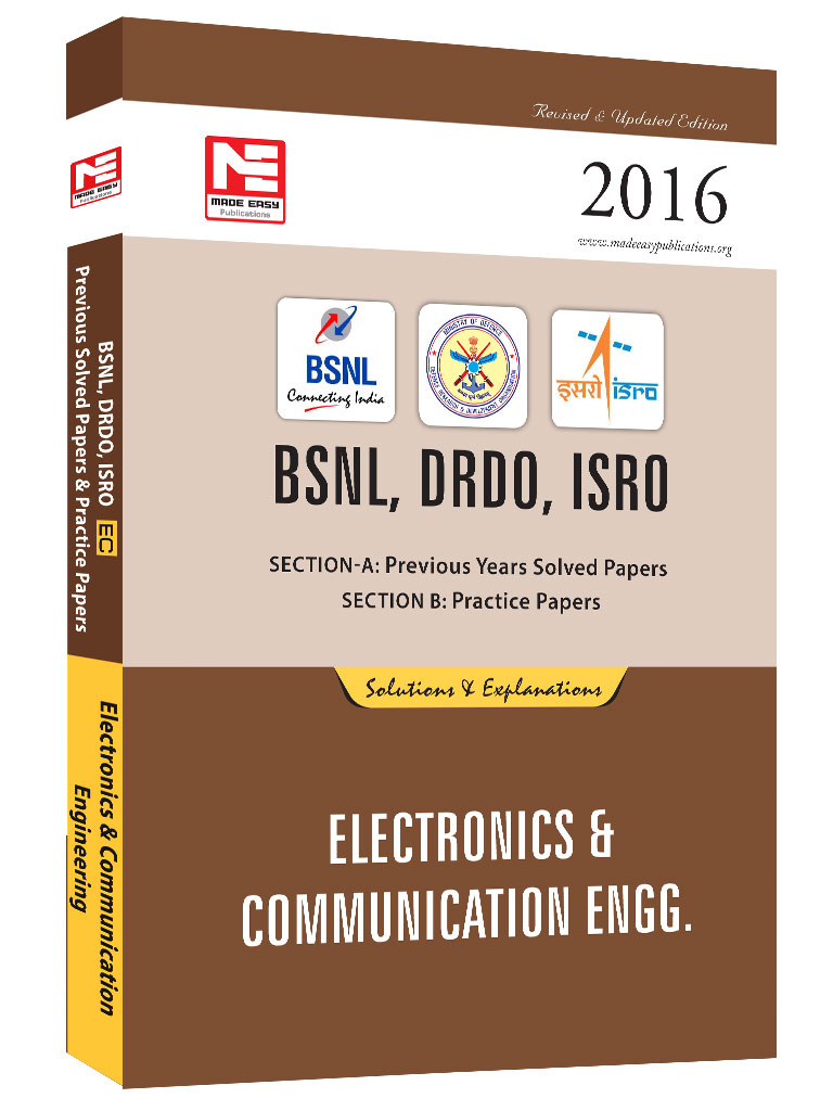 hight resolution of bsnl drdo isro previous solved papers ece