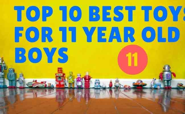 Top 20 Best Toys And Games For Boys 10 11 Deals For