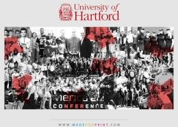 university of hartford wall collage