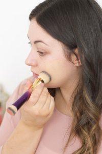 Everyday Spring Makeup Look Liz Earle Sheer Skin Tint Review