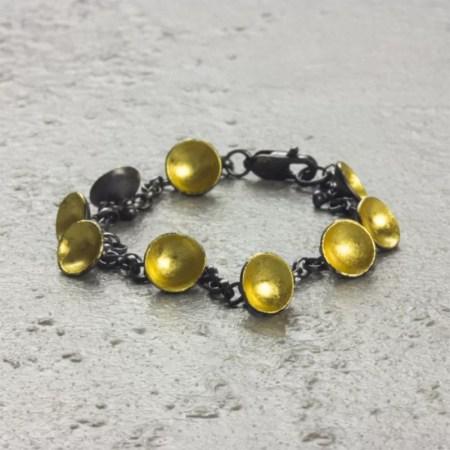Jennifer Wall - Cluster Bracelet
