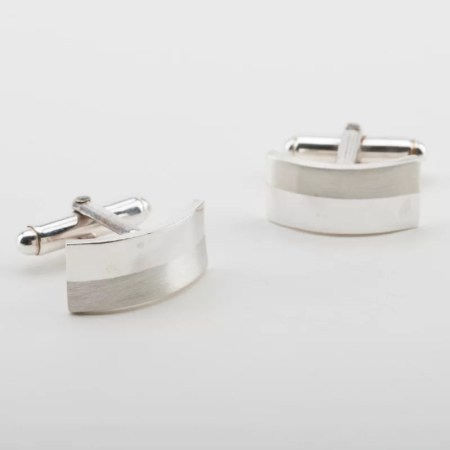 Jeg - two tone cufflinks