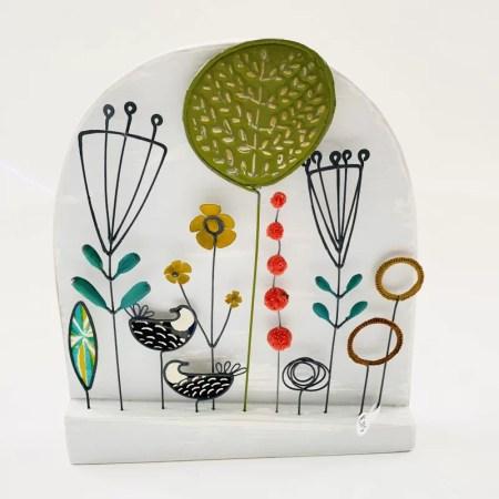 Liz Cooksey - Nesting pair