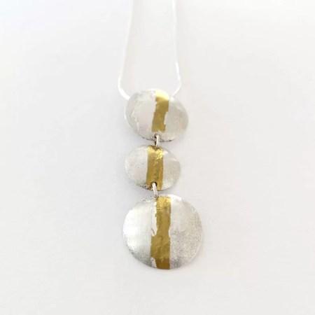 Janet Leitch - drop necklace