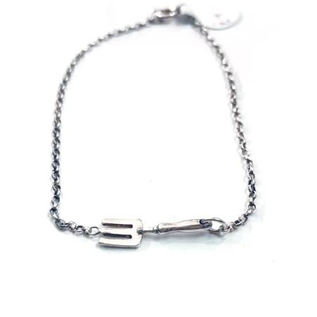 Nicole Iredale - gardening Fork bracelet