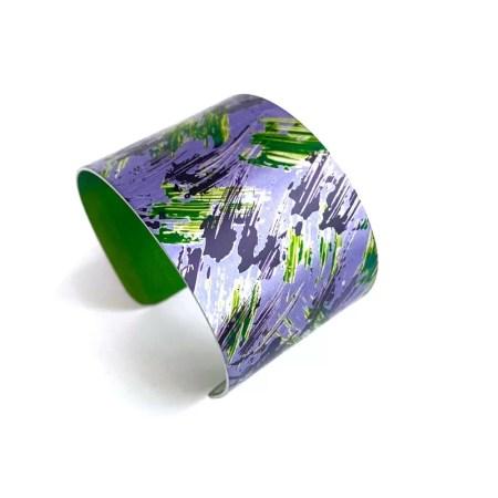 Lisa Marsella - Green tone cuff