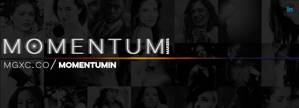 MOMENTUM MAKERS CREATIVE COMMUNITY ON LINKEDIN GROUP