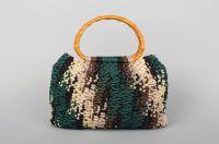 MADEHEART > Designer bags handmade bag macrame bag fashion ...