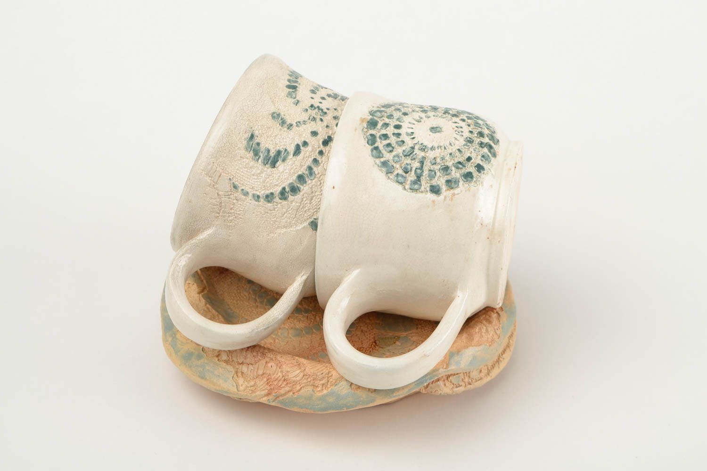 MADEHEART  Porzellan Geschirr handgefertigt Tassen Porzellan Kchen Zubehr Geschenk Ideen