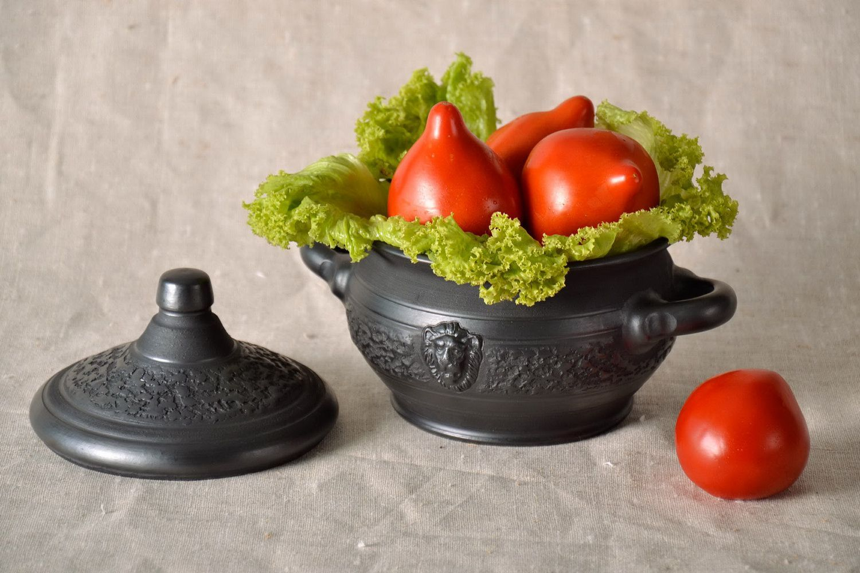 MADEHEART  Pote de arcilla para cocinar