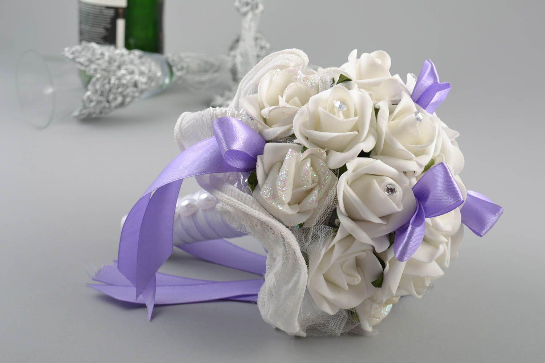 Blumenstrauss Hochzeit Preis Diy Schaum Rosen Kristall Diamant