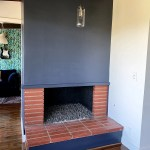 How To Paint A Fireplace From Vintage To Elegant Made In A Day