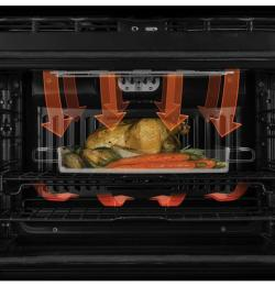 GE Profile 30 Built Single Double Convection Wall Oven