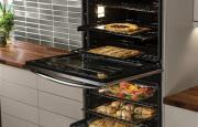 GE Profile Double Convection Wall Oven PT9550SFSS