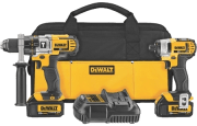 DeWalt DCK290L2 Hammer Drill and Impact Driver Combo Kit Review