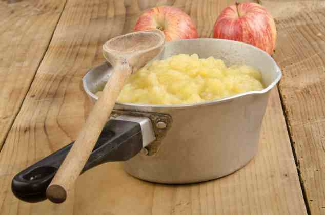 Homemade chunky applesauce is delicious and comforting - a perfect side dish. Grab the recipe at Made in a Pinch and follow us on Pinterest for more recipes and helpful tips!1