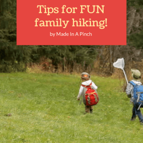 Take the family hiking…10 tips for success!