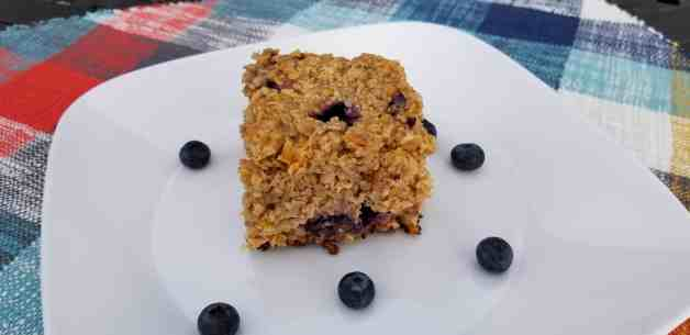 This baked oatmeal with fruit is so delicious and so hearty, it will become a favorite dish! Get the recipe on Made in a Pinch and follow us on Pinterest for more great recipes and helpful tips!