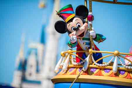 Disney World Mickey Mouse