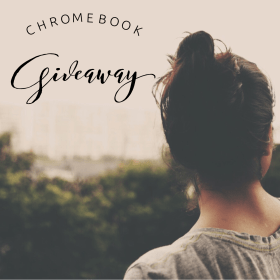 Don't Miss Out on the Chromebook Giveaway!