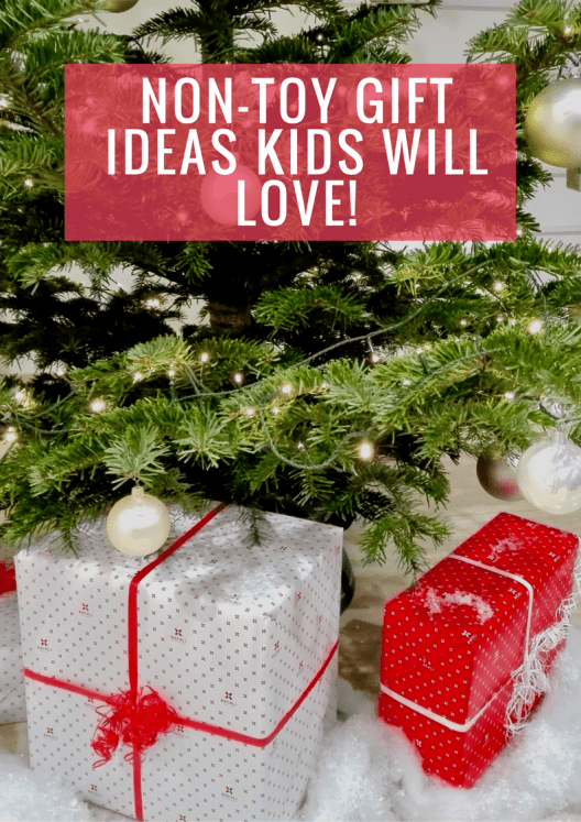 non toy gift ideas for kids