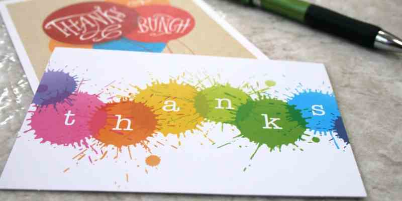 5 Reasons Why Kids Need to Write Thank You Cards