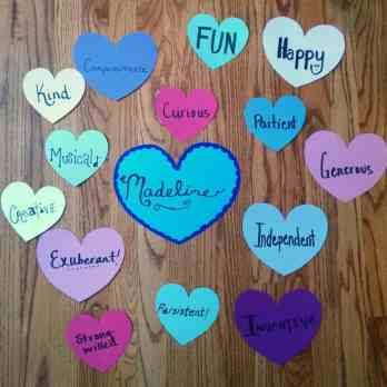 Valentine's Day activity heart attack