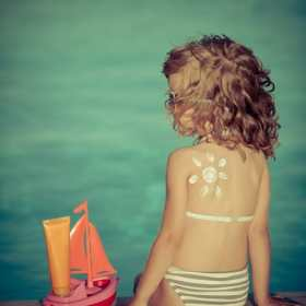 find the best sunscreen for kids