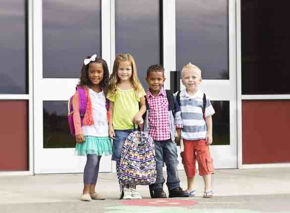 friends heading back to school. For our tips at achieving their best success at school visit Made in a Pinch and follow us on Pinterest