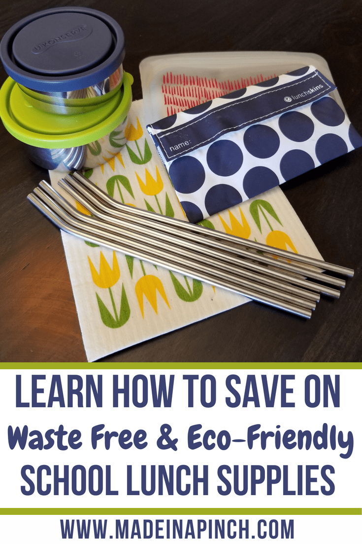 We want to help you save big on eco friendly products! Go green with our tips at Made in a Pinch. For more great tips and recipes, follow us on Pinterest!2