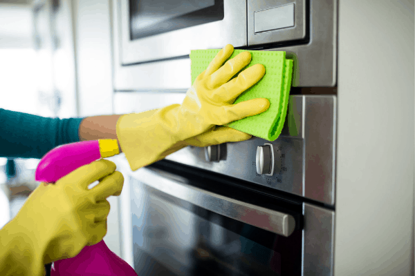 Don't forget these spots when deep spring cleaning this year. For more helpful tips and easy recipes, follow us on Pinterest.