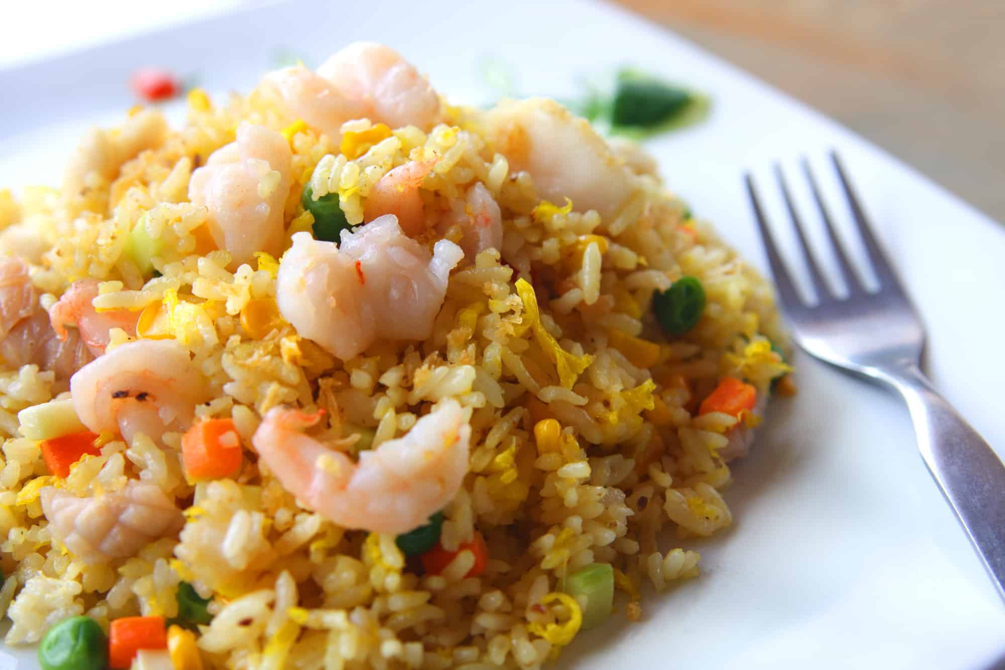 Forget Takeout: This Is The Best Healthy Shrimp Fried Rice Recipe |