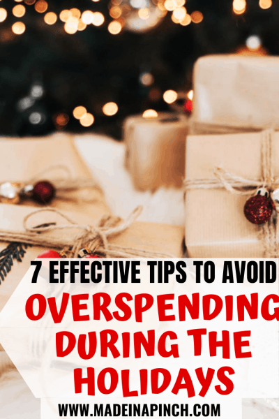 Stay debt free this holiday season with these tips