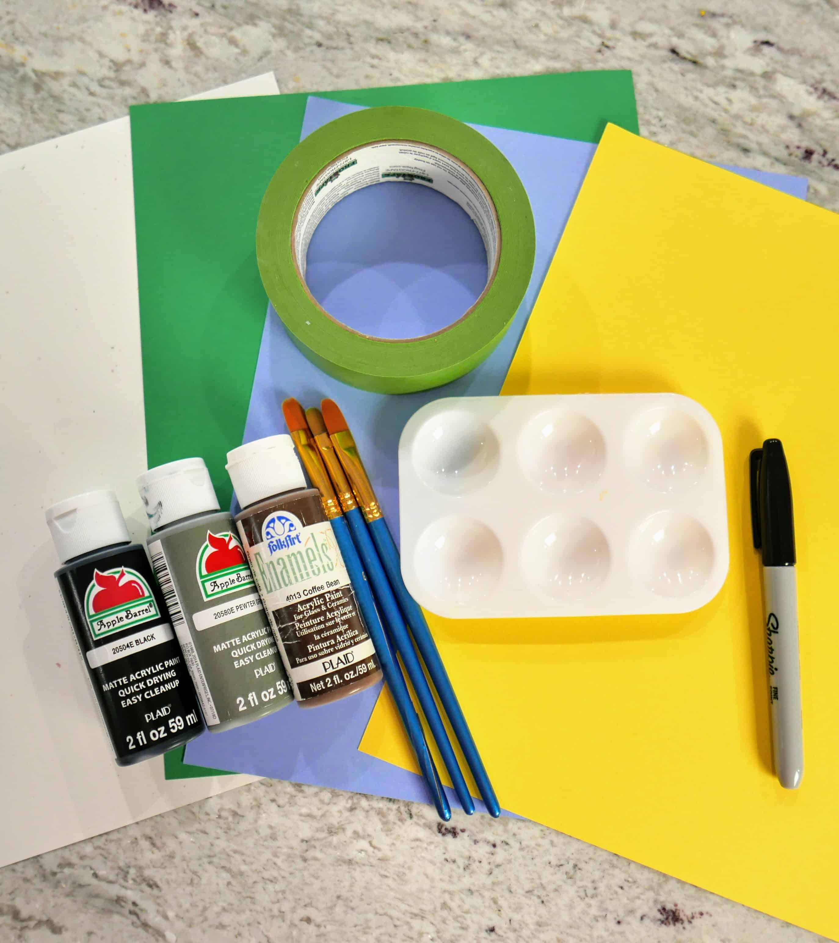 """Father's day """"nailed it"""" craft for preschoolers"""