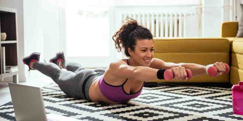 30-Day Fitness Challenge Ideas for Busy Moms