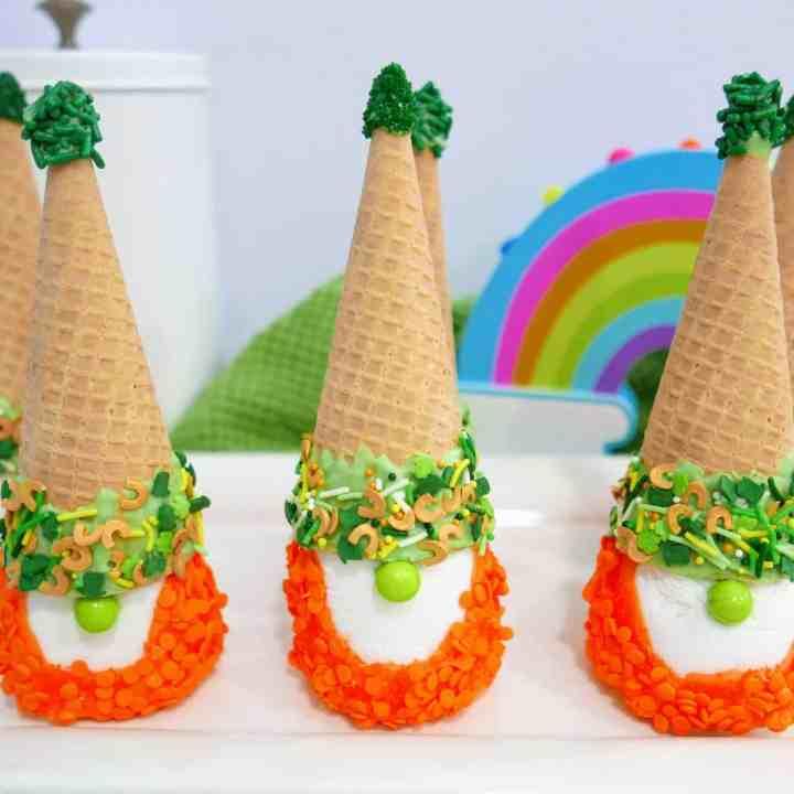 leprechaun st patrick's day gnome