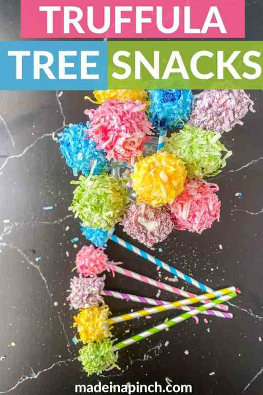 Truffula Tree snacks pin image