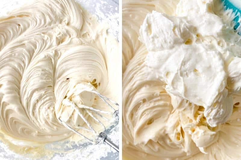 making Chantilly cream collage2