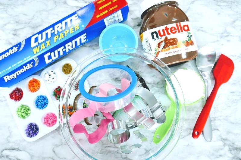 homemade play dough ingredients