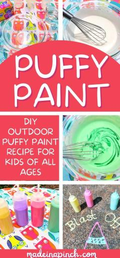 how to make puffy paint long pin image