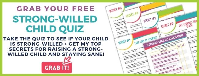 This image has an empty alt attribute; its file name is Strong-Willed-child-quiz-secrets-freebie-Banner-with-image.jpg