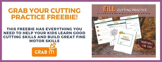 This image has an empty alt attribute; its file name is Fall-cutting-practice-sheets-freebie-banner.jpg